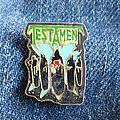 Testament Enamel Pin Pin / Badge