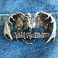 Iron Maiden Pin Brooch Pin / Badge