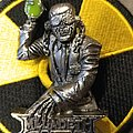 Megadeth Pewter pins Pin / Badge