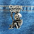 Cannibal Corpse Pewter Brooch Pin / Badge