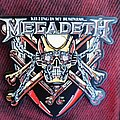MegaDeth pin Pin / Badge