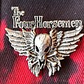 The Four Horsemen Pin / Badge