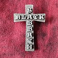 Black Sabbath pin Pin / Badge