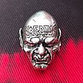 Kreator Violent Mind pin Pin / Badge