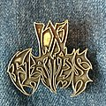 In Flames Pagan pin