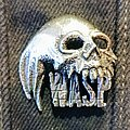 W.A.S.P. Pin Pin / Badge