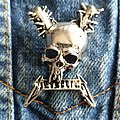 Metallica pin Pin / Badge