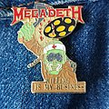 Megadeth Enamel Pin Pin / Badge