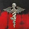 Motley Crue Dr. Feelgood Pin Pin / Badge