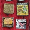 Black Sabbath - Pin / Badge - Black Sabbath pins