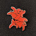 Sepultura enamel pin Pin / Badge