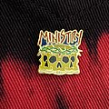 Ministry - Pin / Badge - Ministry Enamel Pin
