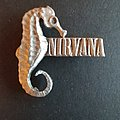 Nirvana pin Pin / Badge