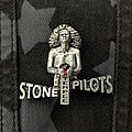 Stone Temple Pilots Poker Pin / Badge