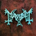 Mayhem pin Pin / Badge