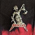 Metallica - Pin / Badge - Metallica Poker