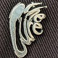 The Cure pewter pin Pin / Badge