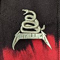 Metallica pewter pin Pin / Badge