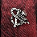 Slash's Snake Pit poker Pin / Badge