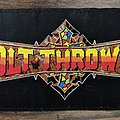 Bolt Thrower woven Patch
