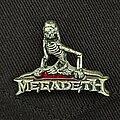 Megadeth - Pin / Badge - Megadeth poker