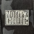 Motley Crue Poker Pin / Badge
