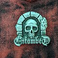 Entombed poker Pin / Badge