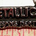 Metallica Creeping Death Pin Pin / Badge