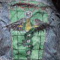 Battle Jacket - 80's Jean Jacket