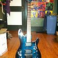 Other Collectable - TESTAMENT signed guitar