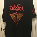 Desaster - The Oath Of An Iron Ritual XXL Shirt