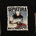Sepultura tour shirt