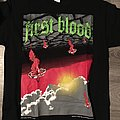 First Blood shirt