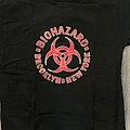 Biohazard TShirt or Longsleeve