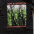 Type O Negative - TShirt or Longsleeve - Type o negative shirt