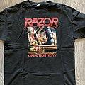 Razor shirt