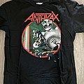 Anthrax tour shirt