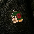 Slayer Geniune Vintage Enamel Pin (Maybe From the Mid 90's)