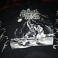 "Satanik Goat Ritual ""God Of Atomik Termination"" hoodie Hooded Top"