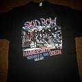 Skid Row - TShirt or Longsleeve - Skid Row - hammersmith Odeon tour 1989