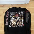 Napalm death - campaign for musical destruction European tour 1992