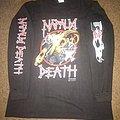 Napalm Death - ramshead 1991