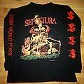 Sepultura - third world posse tour 1992  TShirt or Longsleeve
