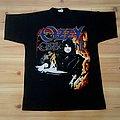 Ozzy Osbourne shirt 1988