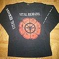 Vital remains  TShirt or Longsleeve
