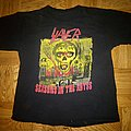 Slayer 'A Week In the Abyss' Tour Shirt 2