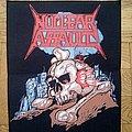 Nuclear Assault - Patch - Nuclear Assault back patch