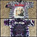 Cro-Mags Near Death Experience European Tour Tie-Dye 1993 XL OG