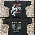 Agnostic Front - TShirt or Longsleeve - Agnostic Front Blind Justice Tour 1990 XL OG