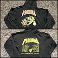 Madball Ball of Destruction European Tour 1993 Hoodie XL OG